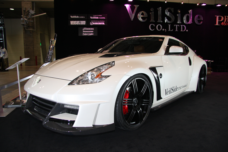 370z Ver …� Take A Look At Our Globally Recognized Custom