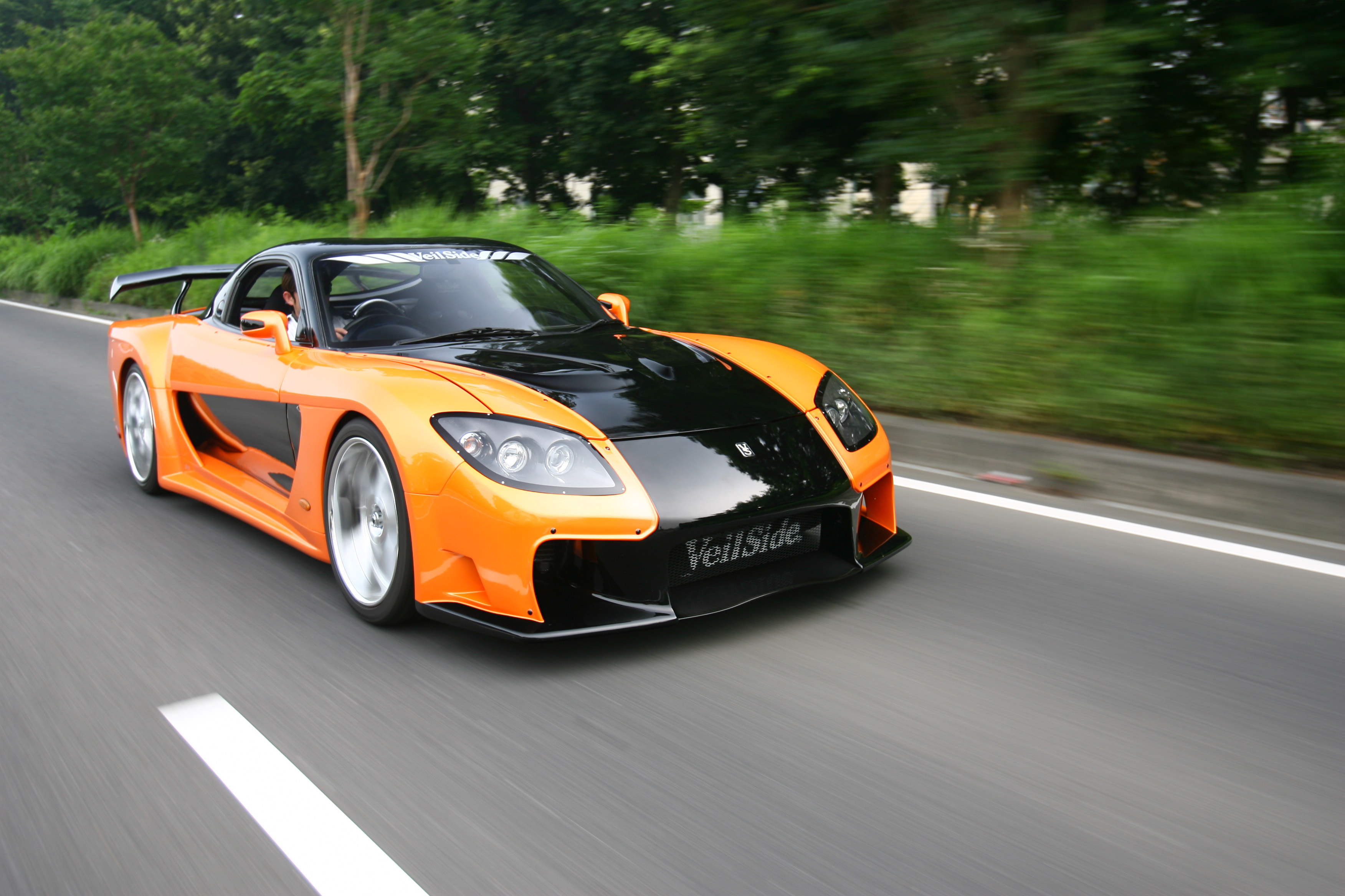 RX-7 Fortune | Take a look at our globally recognized custom car(s