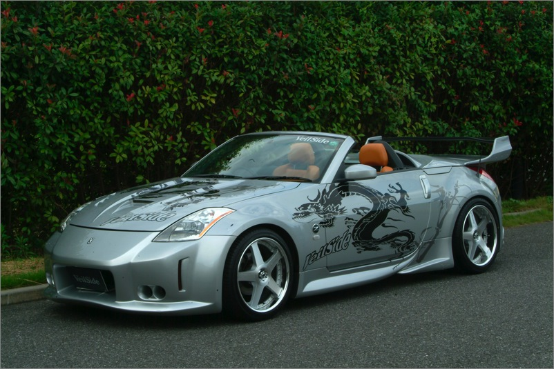 350Z | Take a look at our globally recognized custom car(s ...