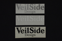 VeilSide Design Sticker