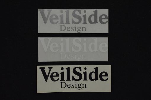 VeilSide Design Sticker イメージ1