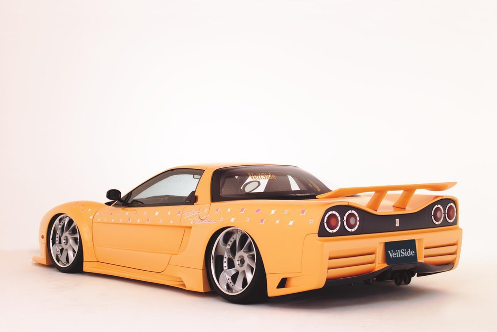 Honda NSX VeilSide | Tuning | Pinterest | Honda, Cars and Acura nsx