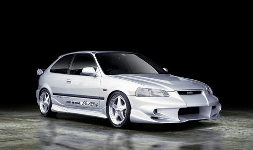CIVIC EK4 EC-Ⅰ MODEL イメージ1