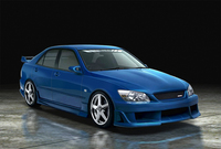 ALTEZZA SXE10 RACING EDITION MODEL
