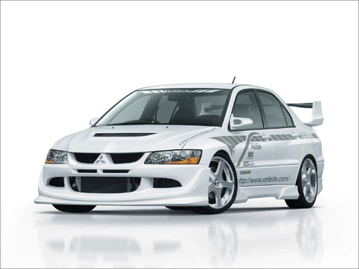 LANCER EVO Ⅷ CT9A Ver.I MODEL イメージ1