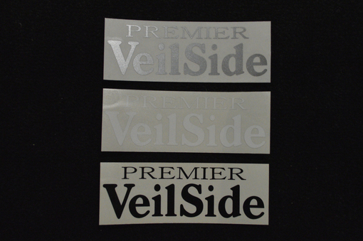 PREMIER VeilSide Sticker イメージ1