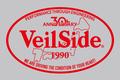 30th Anniversary VeilSide Oval Sticker イメージ3