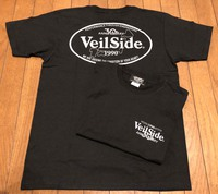 VeliSide 30th Anniversary T-shirt(BLACK)