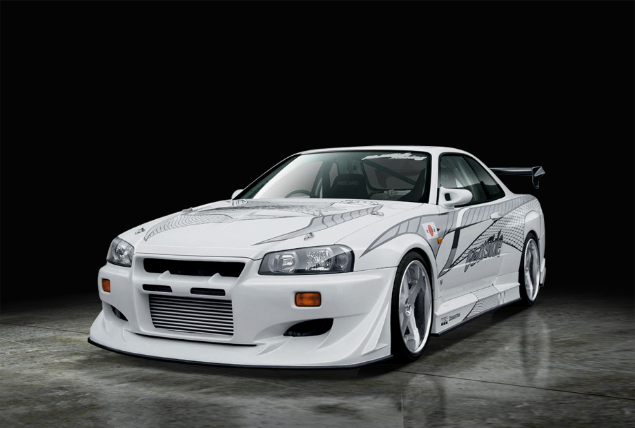 R34 Gt R Bnr34 Vs Gt Model Take A Look At Our Globally