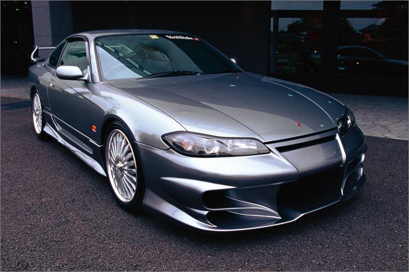 Silvia S15 Ec I Model|veilside Co Ltd ヴェイルサイド