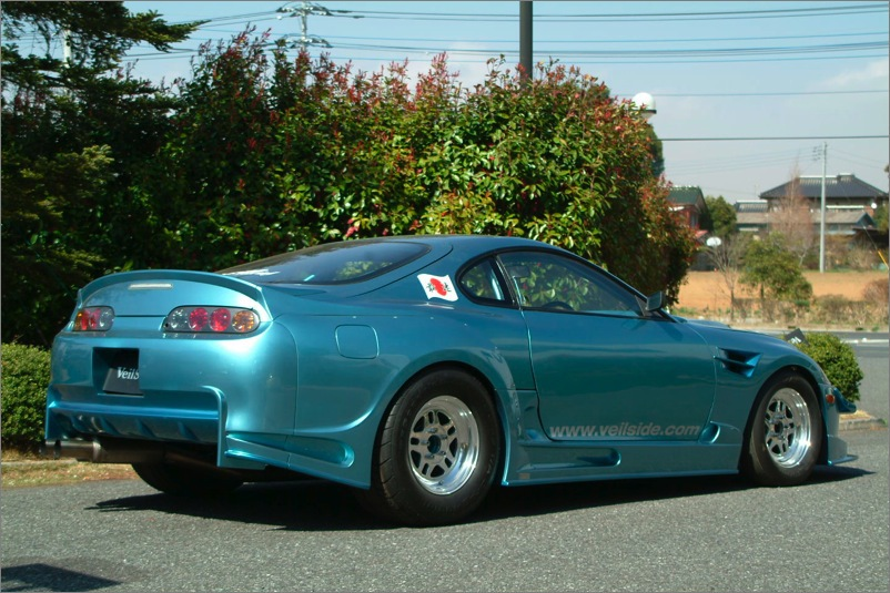 Supra Jza80 Gt Evolution Model Take A Look At Our